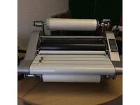 ROLL LAMINATOR SURELAM PRO 500 DIGITAL MACHINE