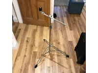 2 x Drum Boom Cymbal Stand