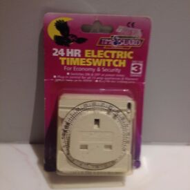 NEW - Electric Timer Switch - £5 only