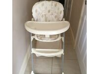 Highchairs mothercare brands
