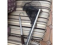 Landing net and Gaff in good working condition