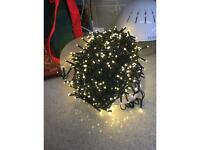Tree lights and holdall SOLD