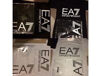 EA7 ARMANI AND MONCLER TSHIRTS ONLY £25