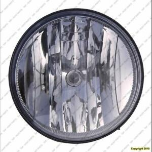 Fog Lamp Passenger Side 1500/2500/3500 High Quality GMC Sierra 2007-2013