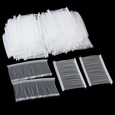 5000pcs 50mm2inch Plastic Standard Price Label Tagging Tag Machine Barbs