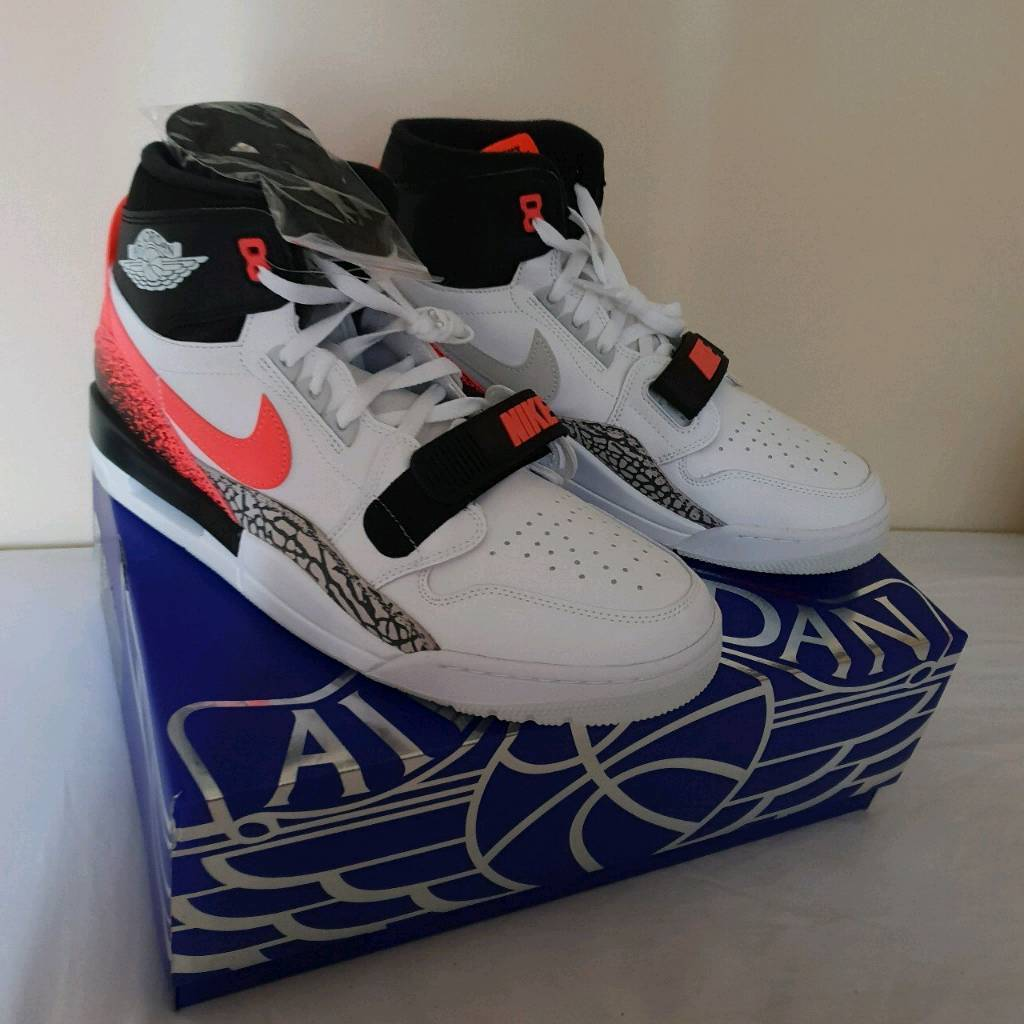 size 40 919dc 66fe5 Air Jordan Legacy 312  Hot Lava