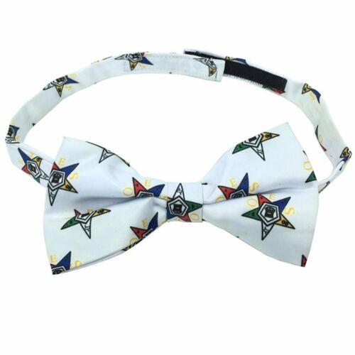 Masonic Regalia Order of Eastern Star Bow Tie