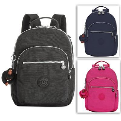 """KIPLING Backpack Seoul Small Bag Brand New With Tag """"FREE SHIPPING"""""""