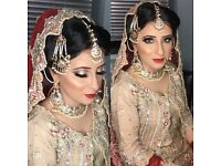 Makeup artist and hair stylist Qualified & experienced