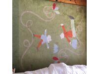 FABLER children's rug