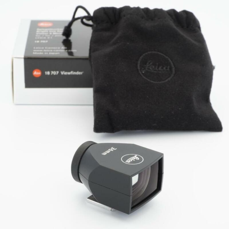 Leica 36mm Bright Line Finder 18707 for Leica X1