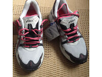 Quality comfortable walking trainers,brandnew,will fit size 5/6,costs £74.99,quick sale at only £25