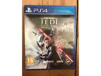 PS4 Star Wars Jedi Fallen Order game