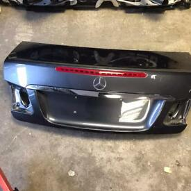 Mercedes Benz E220 Boot Lid 2014 Complete