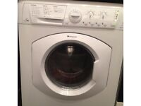 Just over a year old, Hotpoint Washer/Dryer excellent Condition