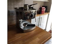 Stainless Steel Expresso Coffee Maker - excellent condition