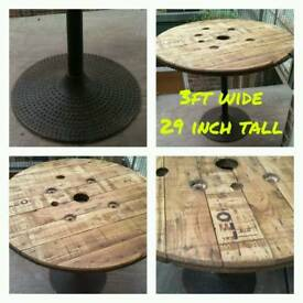 Indoor / garden table S7