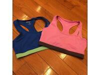 Reebok sports bra size small 8/10