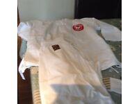 Child's White karate suit