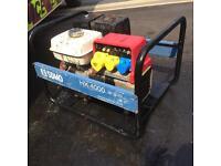 Honda generator 4 kva, 110 & 240 volt