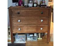 Chest of drawers - upcycling project