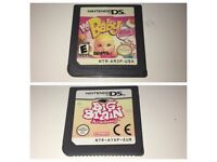 Nintendo DS Game Bundle - Big Brain Academy & My Baby Girl