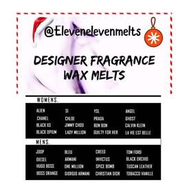 Designer fragrance wax melts 🎁