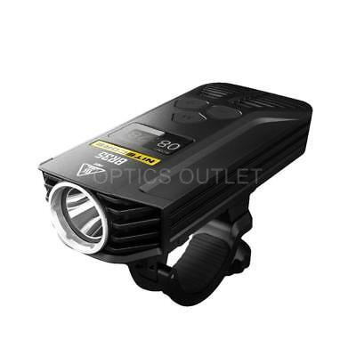 NITECORE BR35 1800 Lumen USB Rechargeable Dual Distance Beam Bike Headlight for sale  Shipping to India
