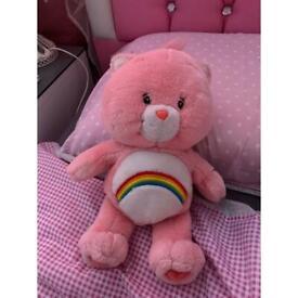 Pink Carebear Teddy