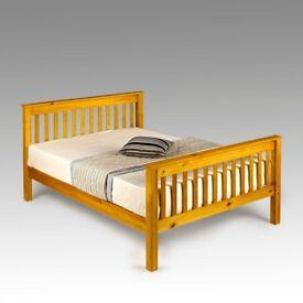 Amazon Pine Bed