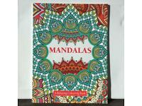 Colouring book: Mandalas - A Relaxing Colouring Book