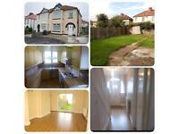 Beautiful large 3 bed semi detached house to let £1150