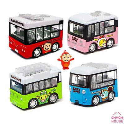 Cocomong Minibus & Figure Set Korea Aninmaton Toy Official