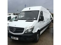 £500 deposit on all used vans...this eg 15 plate Sprinter....HIRE PURCHASE AVAILABLE