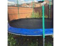 "Trampoline 12"" large size"