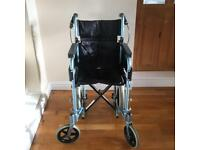 Escape Lite Lighweight Wheelchair - narrow