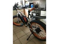 Richbit Fat wheel electric mountainbike for sale