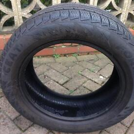 Vest Formula winter tyres