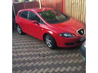 SEAT LEON 2006 1.9 tdi 1 owner from new 12 months mot new clutch