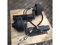 trailer suspension units