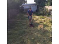 Services garden Acton