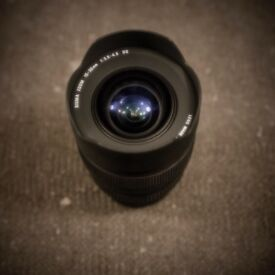 SIGMA 15-30 F3.5 ULTRA WIDE/WIDE ZOOM, Canon fit, excellent lens