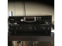 Separates stereo not Sony,denon.