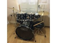 Fully Refurbished Mapex Tornado Drum Kit // Free Local Delivery