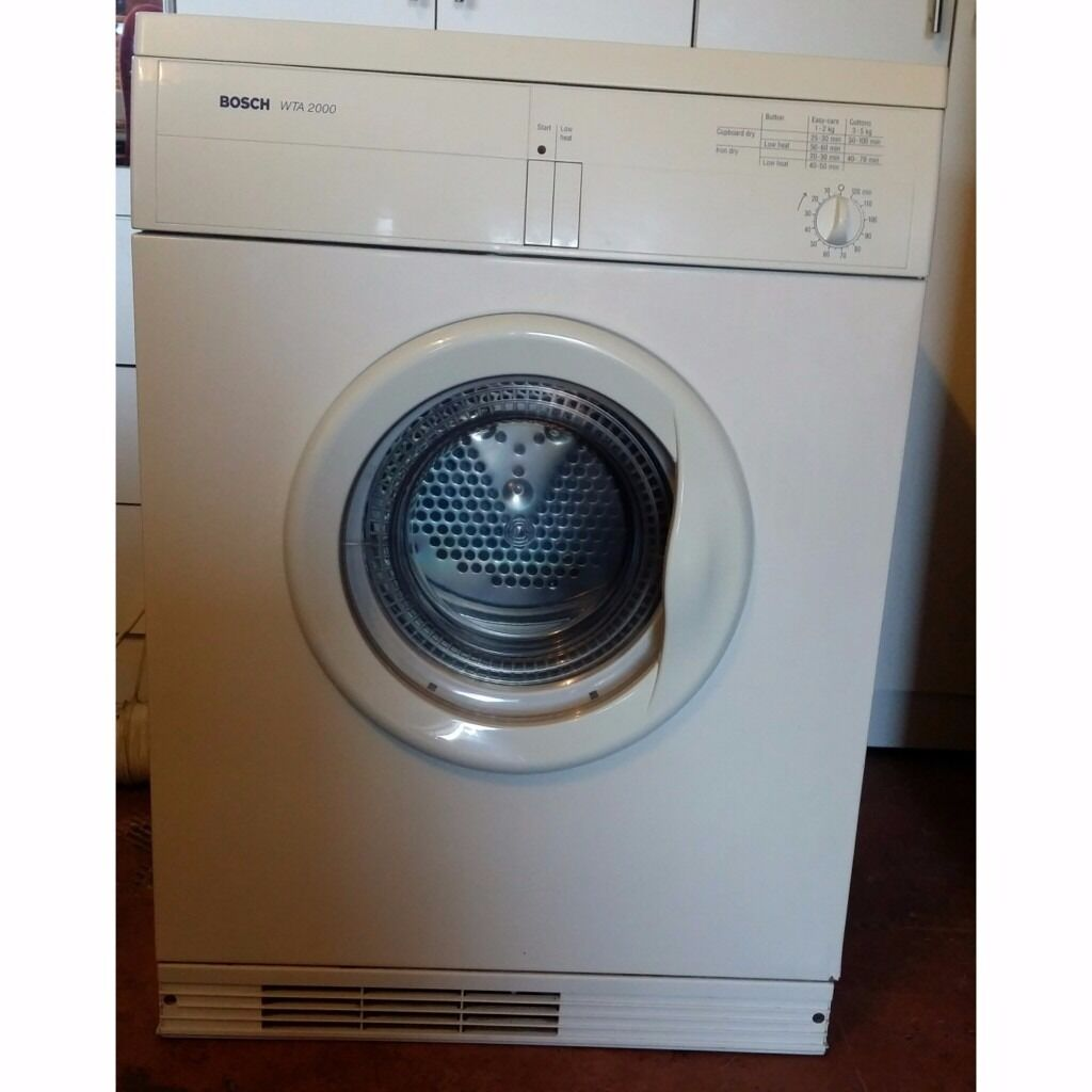 Bush tumble dryer in very good working condition.