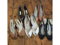 Vintage ladies shoes - £25 Job Lot