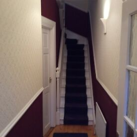 Argyle St, Derry 3 bedroomed terrace, fully furnished, excellent condition