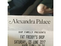 Fat freddys deop concert tickets
