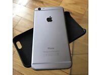 Apple IPhone 6 Plus grey 64GB unlocked