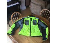 Motorrad BMW Airshell Motorcycle jacket size 52 metric